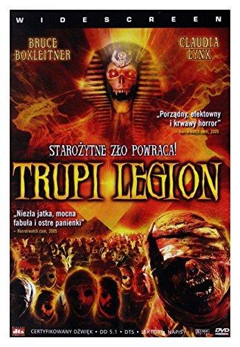 Legion of the Dead [DVD] [Region 2] (English audio) by Courtney Clonch