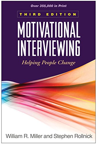Motivational Interviewing, Third Edition: Helping People Change (Applications of Motivational Interviewing) (English Edition)