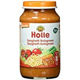 Holle Spaghetti Bolognese, 6er Pack (6 x 220 g) - Bio