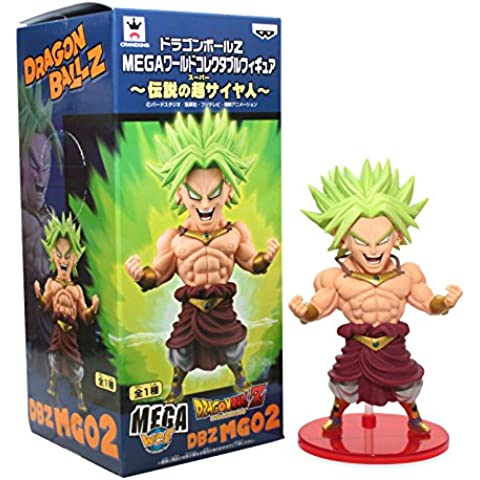 Dragon Ball Z MEGA WCF Super Saiyan Broly Figura