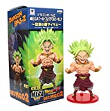 Banpresto Dragon Ball Z Mega WCF – 14 cm légendaire Super Saiyan Broly