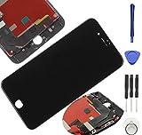 DOJA Barcelona Ecran Tactile LCD pour IPHONE 7 Plus Noir– Remplacement de Haute qualité avec des Outils de Réparation.