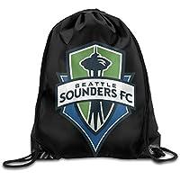 Seattle Sounders FC deporte mochila cordón bolsa de impresión