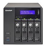 QNAP TS-453 Pro 4 Bay Desktop NAS Enclosure