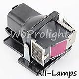 all-lamps 5811118082-sot/bl-fs220b Original Projektor Ersatzlampe mit Gehäuse für OPTOMA W304M X304M