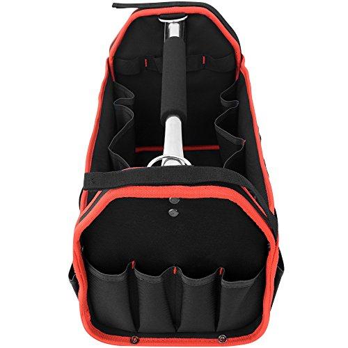 Werkzeugtasche Montagetasche Werkzeugbox Werkzeugkasten mit Schultergurt – XL – Modellauswahl - 2
