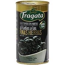 Fragata Aceitunas Aliñadas a Las Finas Hierbas - 6 frascos