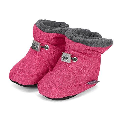 Sterntaler Mädchen Baby-Schuh Stiefel, Pink (Magenta Melange), 19/20 EU