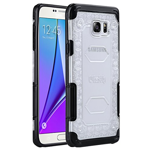 Ulak Mobile Case For Galaxy Note 5 (Black)