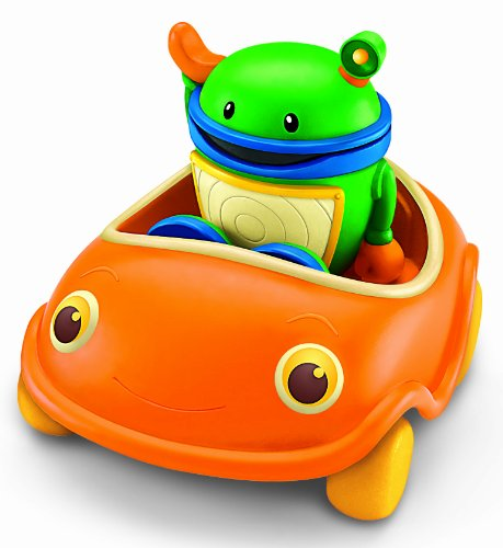 Fisher-Price Team Umizoomi Vehicle - Bot Toy by Team ()
