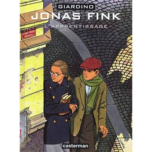 Jonas Fink, tome 2 : L'apprentissage