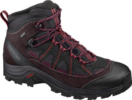 Salomon Authentic LTR GTX Women's Botte De Marche - SS17 purple