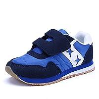 Vi è una scarpa adatta per ogni bambino. Li abbiamo tutti.  Le scarpe sono una buona misura con la suola antiscivolo resistente e un sottopiede imbottito che li rende beatamente confortevole.  Queste scarpe da corsa sono con un tessuto design...