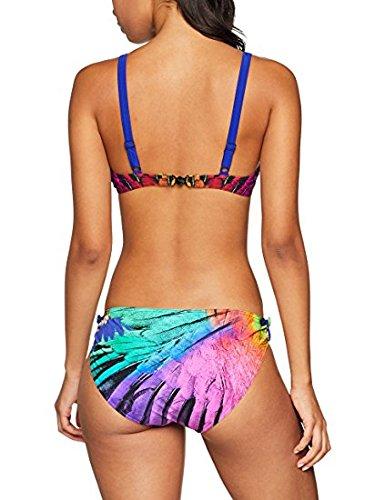 Sunflair Pink Wave Reggiseno Bikini Donna