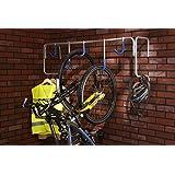 Mottez 3234640034683 5 Bike Wall Mount Stand