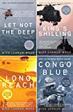 The British Military Quartet: Four gripping thrillers in one unputdownable boxset: Let Not The Deep, King's Shilling, Long Reach and Congo Blue. (English Edition)