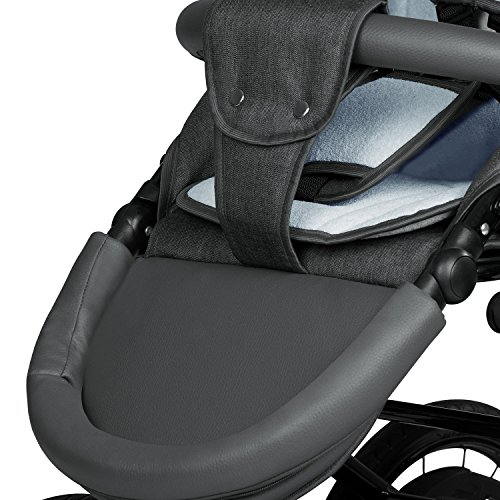 Bild 6: Knorr-Baby 36000-8 Kombikinderwagen Classico, grau