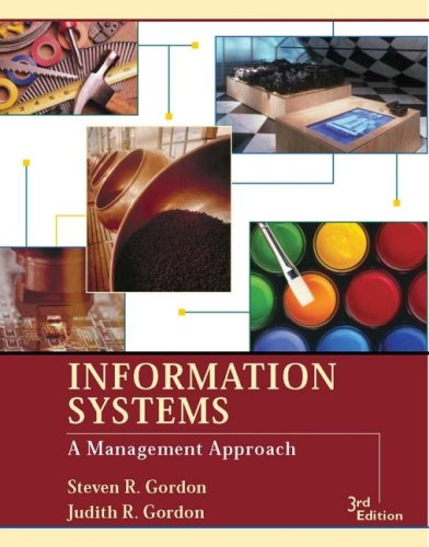 Information Systems: A Management Approach
