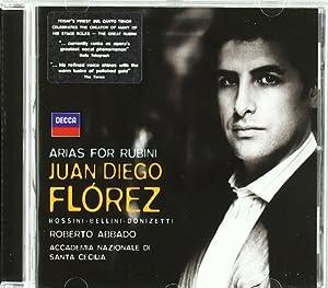 "Afficher ""Arias for Rubini"""