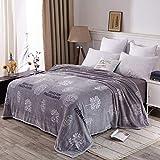 WENZHEN Sofa Bett ÜBerwurf Decken,Verdickte Samtdecke,warme Decke,Sofadecke,Dicke Bettdecke-P_180 * 200cm