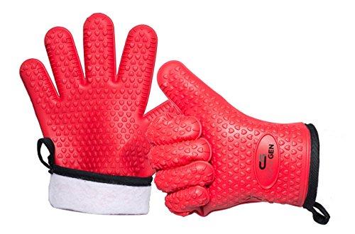 guanti-da-cucina-premium-in-silicone-rosso-cotone-1-paio-guanti-da-forno-guanti-per-grill-guanti-da-