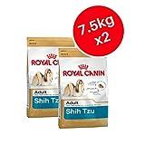 Royal Canin Shih Tzu Adult Trockenfutter für Hunde 7,5kg (2Stück)