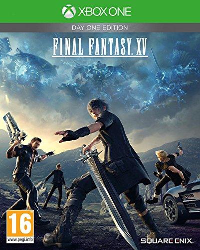 Final Fantasy XV (Day One Edition)  Xbox One