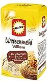 Aurora Weizenmehl Vollkorn, 1 kg