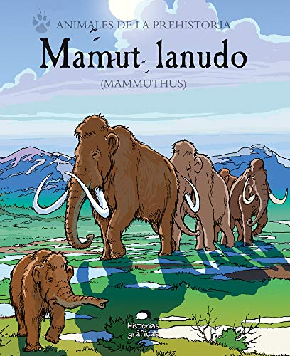 Mamut Lanudo (Animales de la prehistoria) por Gary Jeffers