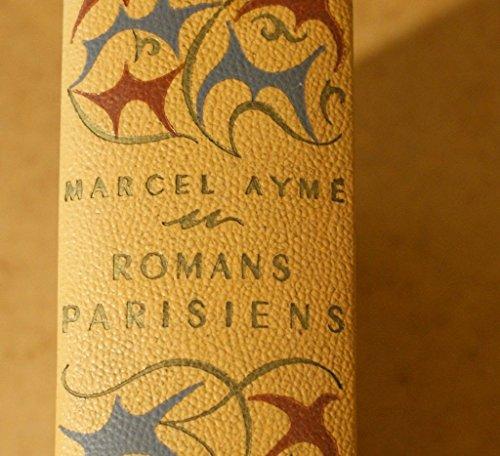 Romans parisiens suivi d'Uranus.