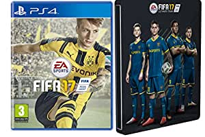 FIFA 17 + Steelbook Esclusiva Amazon - PlayStation 4