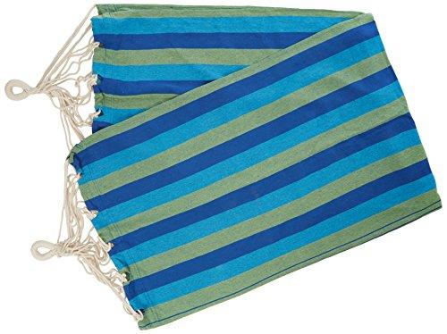 10T Larima Double - amaca in cotone 240 x 150 cm, incl. set di fissaggio