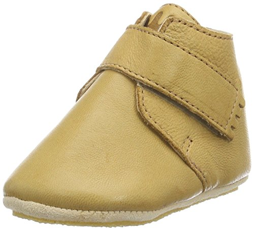 Easy Peasy Kiny Uni, Chaussures Premiers pas bébé garçon Braun (066 Oxid)