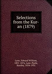 Selections from the Kur-an (1879)