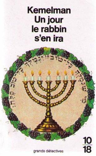 Le Jour où le rabbin s'en ira