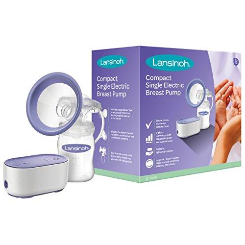 Lansinoh - Bomba de leche eléctrica compacta