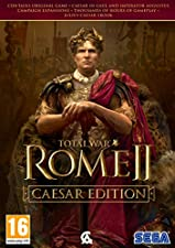 Total War: ROME II - Caesar Edition PC CD [Importación inglesa]