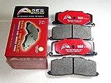 90-97 Toyota Previa Premium Quality Rear Brake Pads D501