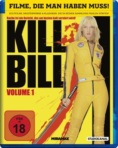 Kill Bill: Volume 1 [Blu-ray] (Kill Bill)