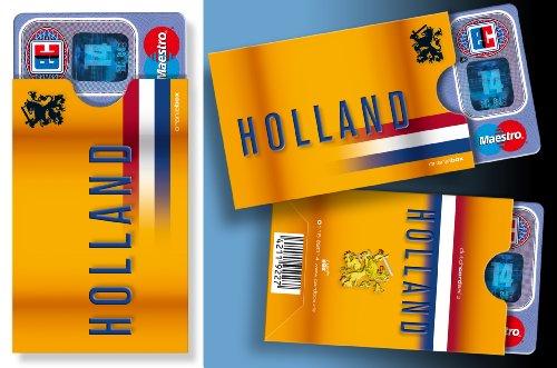 3 Kartenhüllen HOLLAND