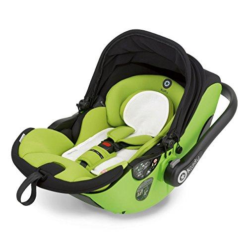 Preisvergleich Produktbild Kiddy 41614BCEV0 Becool Sommerbezug Neugeboreneneinsatz, Babyschalen Evo-Serie, weiß