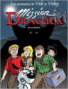 Les Aventures de Vick et Vicky (14) : Mission Dracula