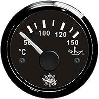 Öltemperaturanzeige 50/150° schwarz/schwarz