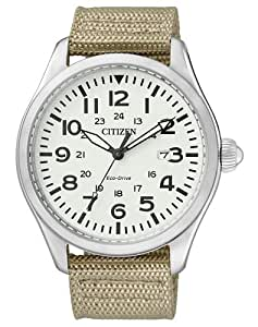 Citizen Herren Eco-Drive Armbanduhr BM6831-24B