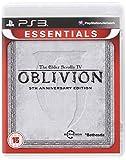 The Elder Scrolls IV: Oblivion–Edition 5. Geburtstag PS3–Spiel auf Französisch