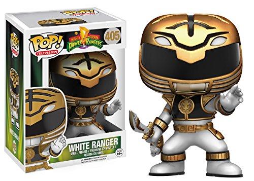 Image of Power Rangers 12274 POP! Vinyl White Ranger Figure