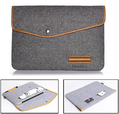 fakeface-vogue-slim-felt-13-133-inch-laptop-envelope-carry-bag-with-pu-leather-trim-computer-protect
