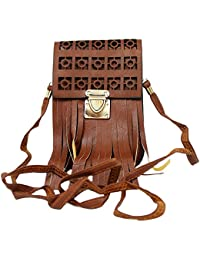 Hydes Cute Girl's Women's Ladies Side Sling Bag Designer Purse Trendy Hand Bag - B01LAFNM58