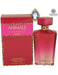 Animale Instinct Femme 100ml/3.4oz Eau De Parfum Spray Women Perfume Fragrance