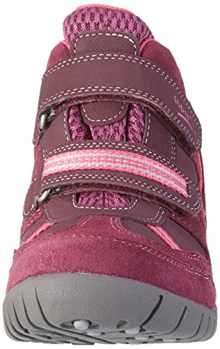 Superfit Mädchen Sport3 700142 High-Top Pink (MAGIC 40)